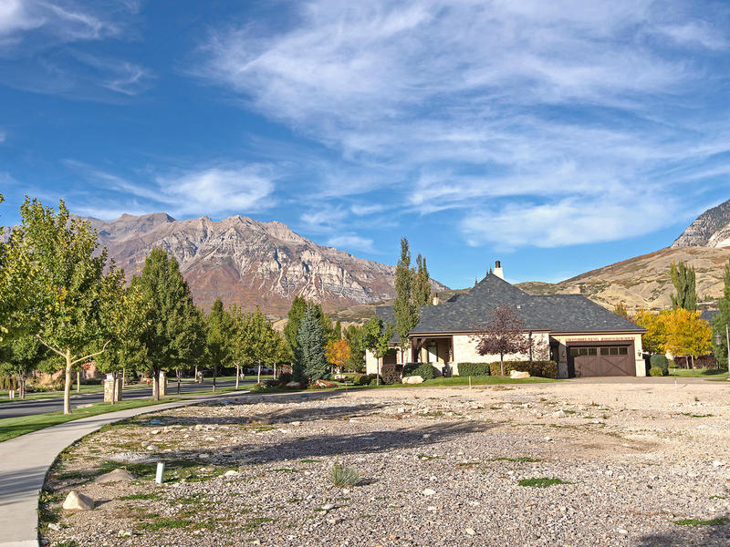 Terreno por un Venta en Stunning Stone Gate Lot Opportunity 4235 N Stone Crossing Lot 40 Provo, Utah 84604 Estados Unidos