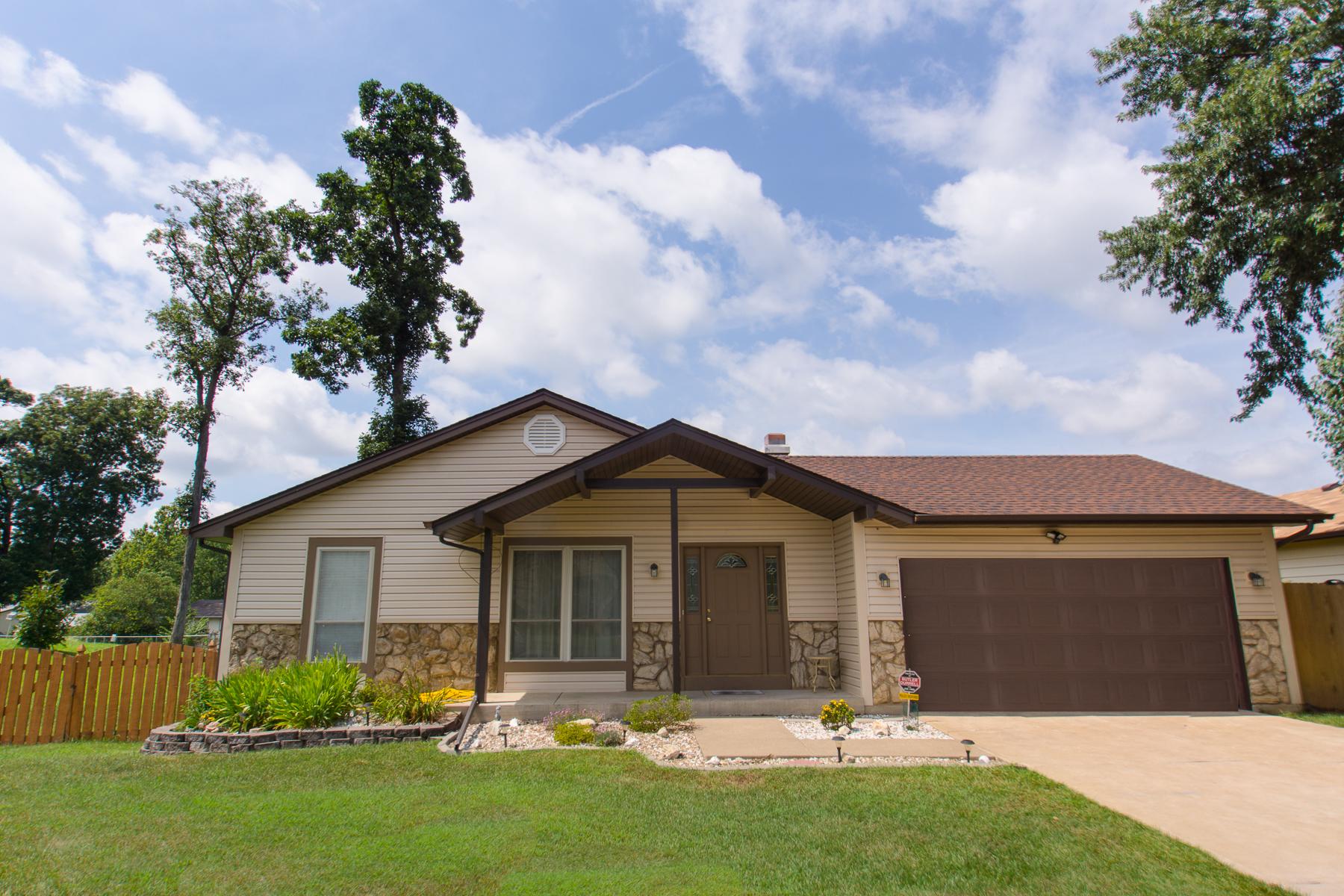단독 가정 주택 용 매매 에 Chippewa 4637 Chippewa St. Charles, 미주리 63304 미국