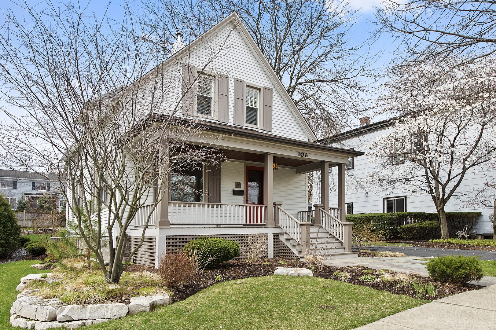 Single Family Home for Sale at 106 South Quincy Hinsdale, Illinois, 60521 United States