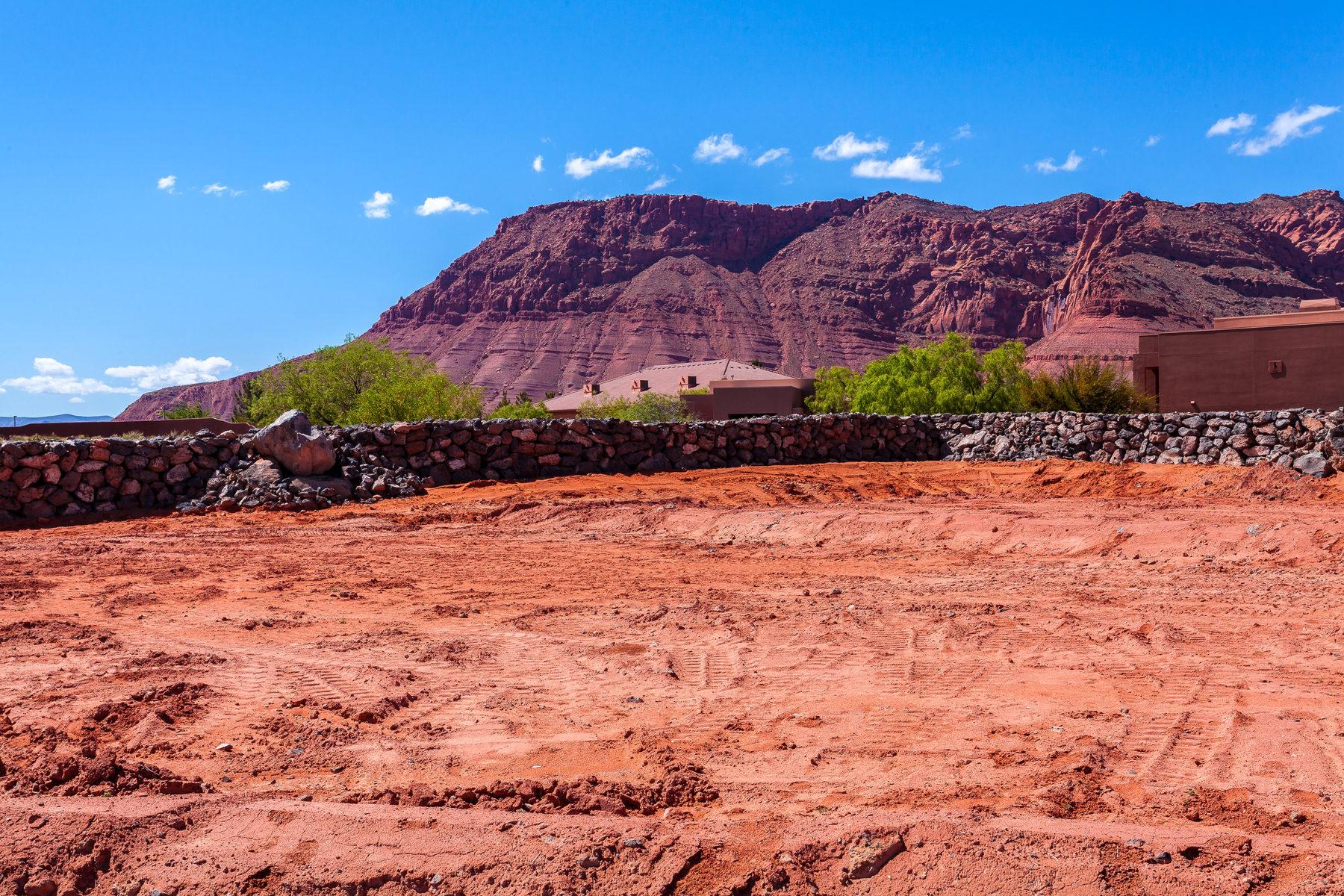 Terreno por un Venta en Encanto Resort Lot 1355 E Snow Canyon Pkwy, Lot 8 Ivins, Utah, 84738 Estados Unidos