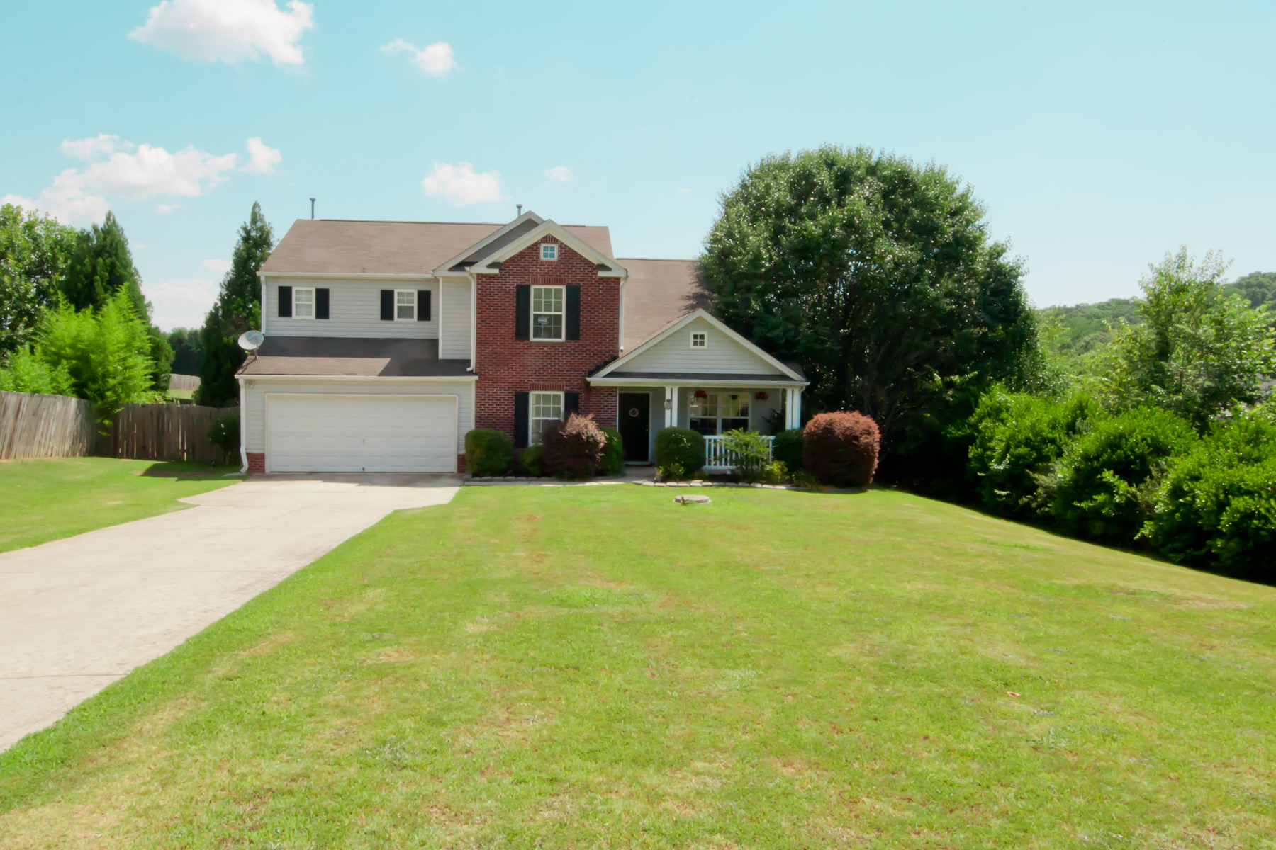 sales property at Beautifully Decorated Home in River Hill Subdivision