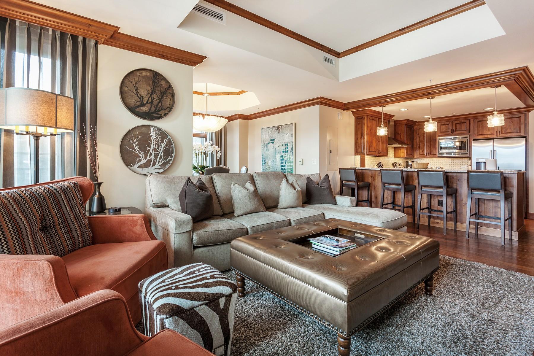 Apartment for Sale at The Ritz-Carlton Residences R-208 728 W Lionshead Cir #R-208 Lionshead, Vail, Colorado, 81657 United States