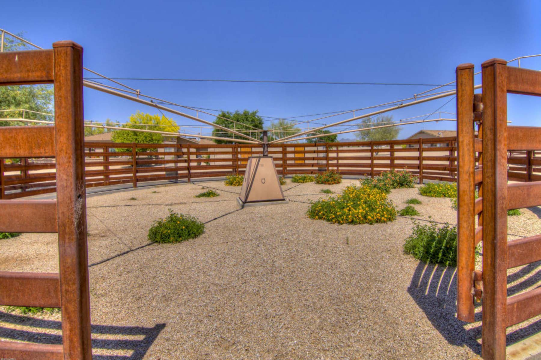 Property For Sale at Rancho Estancia is A Premier Equestrian Facility.