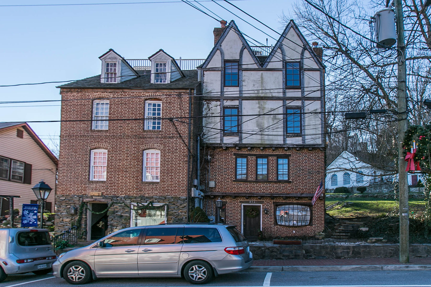 Condominium for Sale at 416 Mill, Occoquan 416 Mill St Occoquan, Virginia 22125 United States