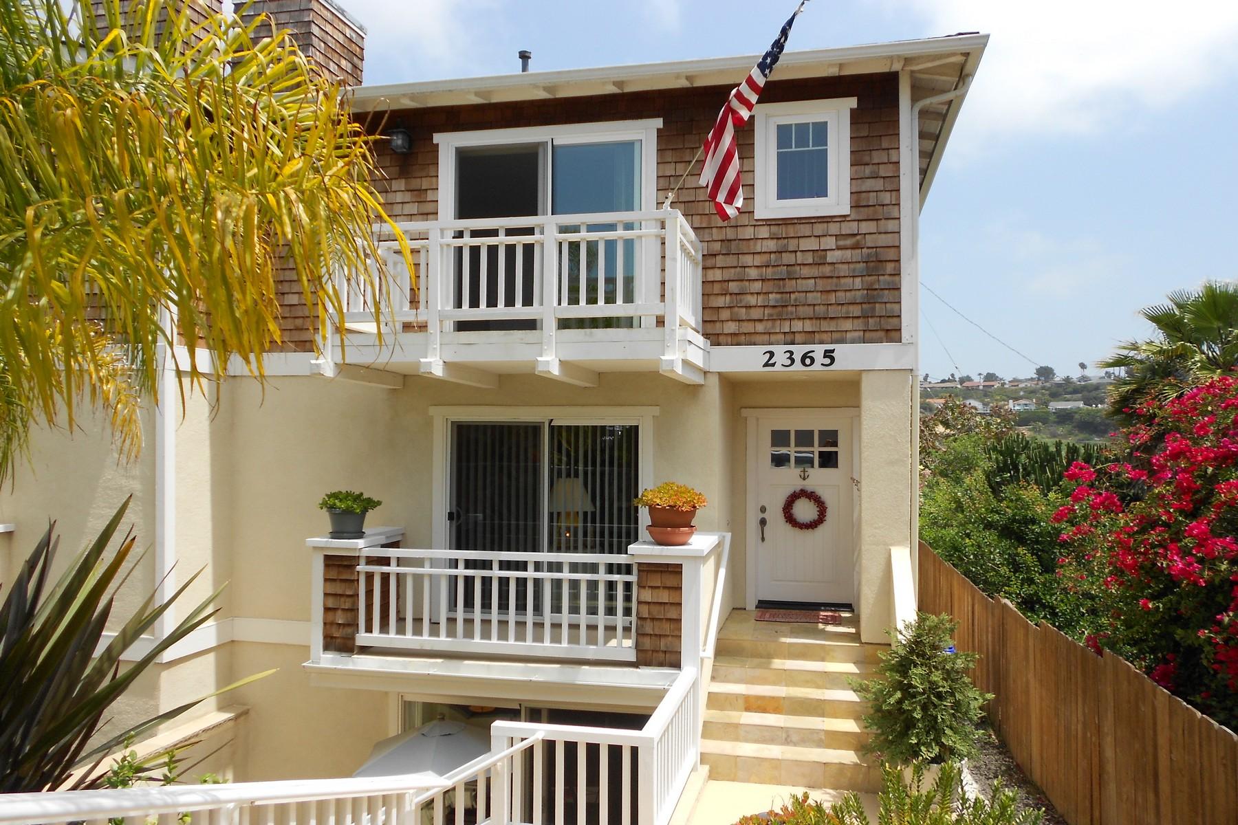 Maison unifamiliale pour l Vente à 2365 Cambridge Ave 2365 Cambridge Avenue Cardiff, Californie 92007 États-Unis