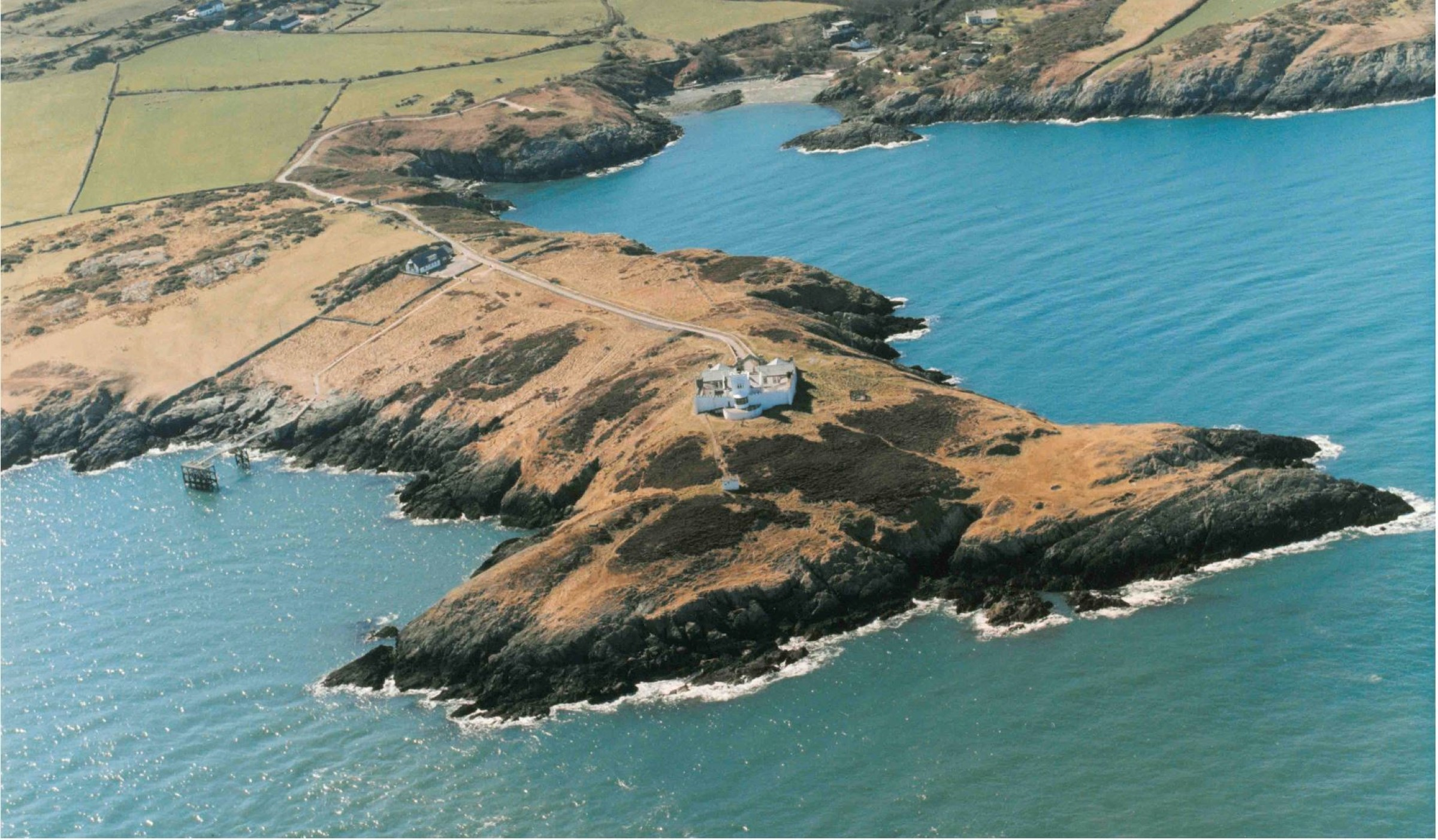 独户住宅 为 销售 在 Lighthouse North Wales Point Lynas Amlwch, 威尔士, LL689LT 英国