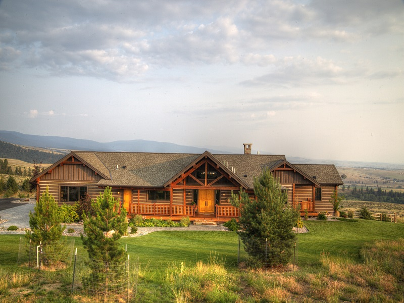 Farm / Ranch / Plantation for Sale at Sapphire Ridge Ranch 2062 Hawks Peak Drive Florence, Montana 59833 United States
