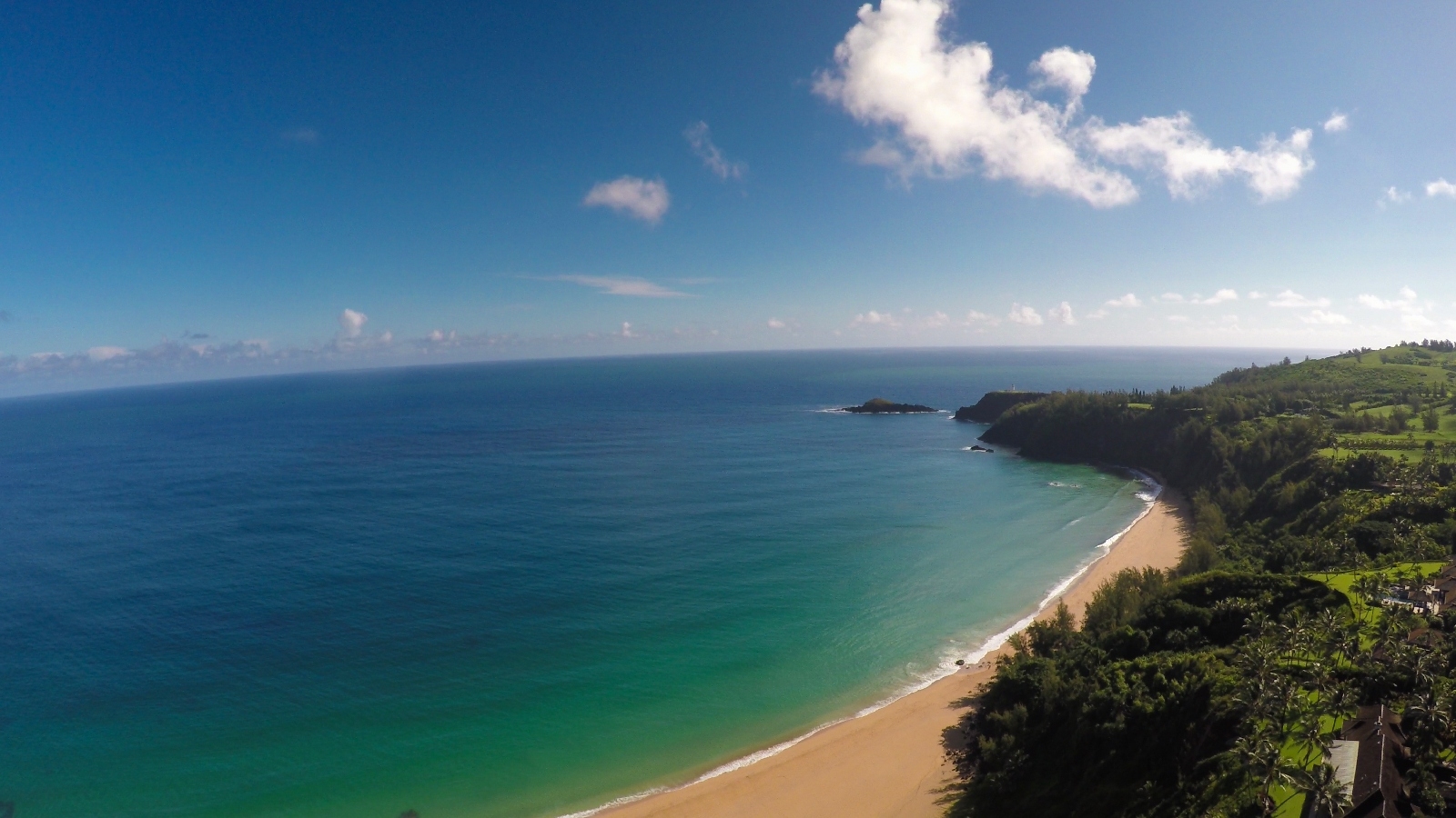 단독 가정 주택 용 매매 에 Secret Beach Retreat 2752D Kauapea Road Unit B Kilauea, 하와이 96754 미국