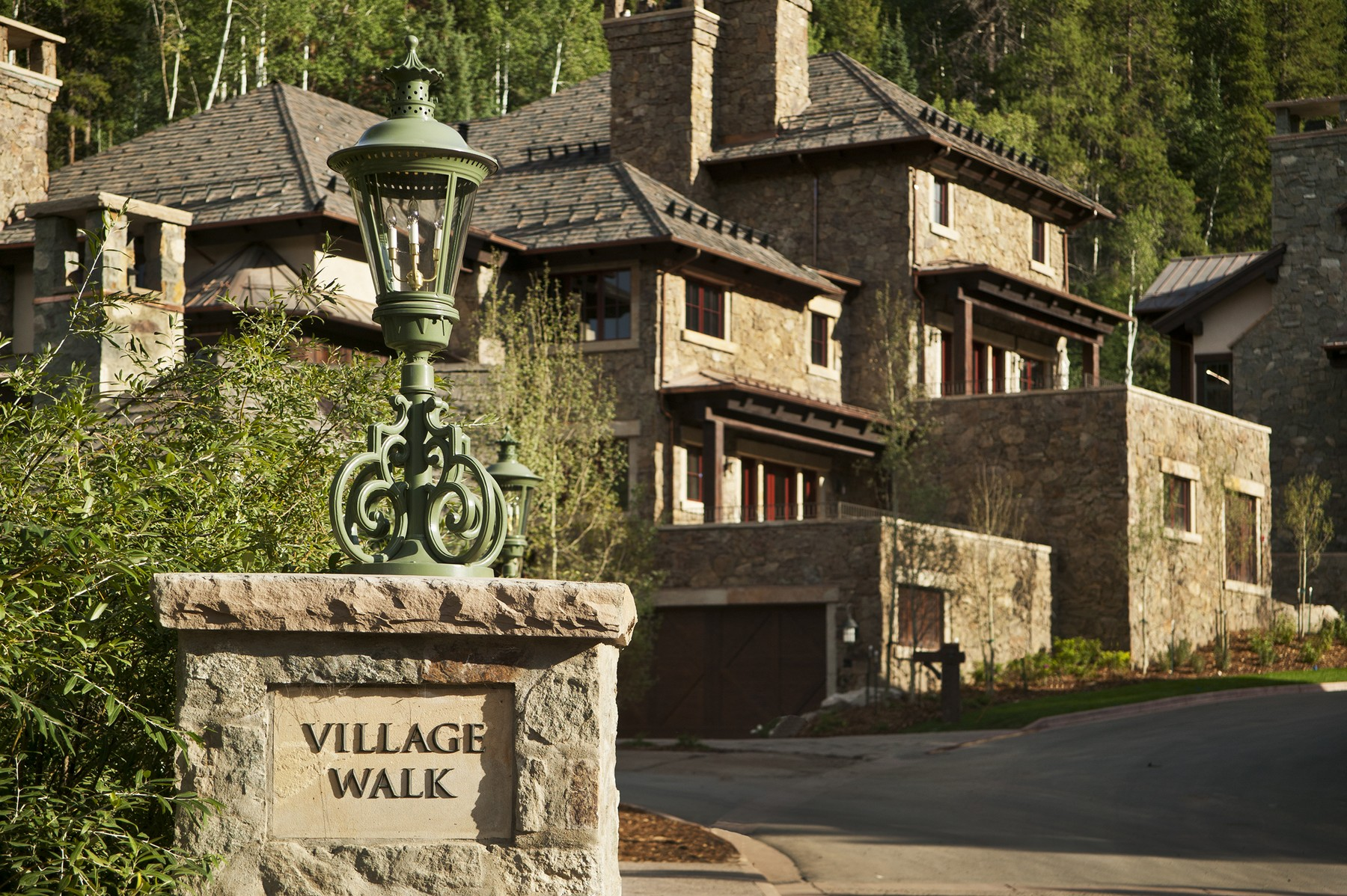 Duplex for Sale at Perfect Slope Side Setting in Beaver Creek 66 Village Walk Beaver Creek, Beaver Creek, Colorado, 81620 United States