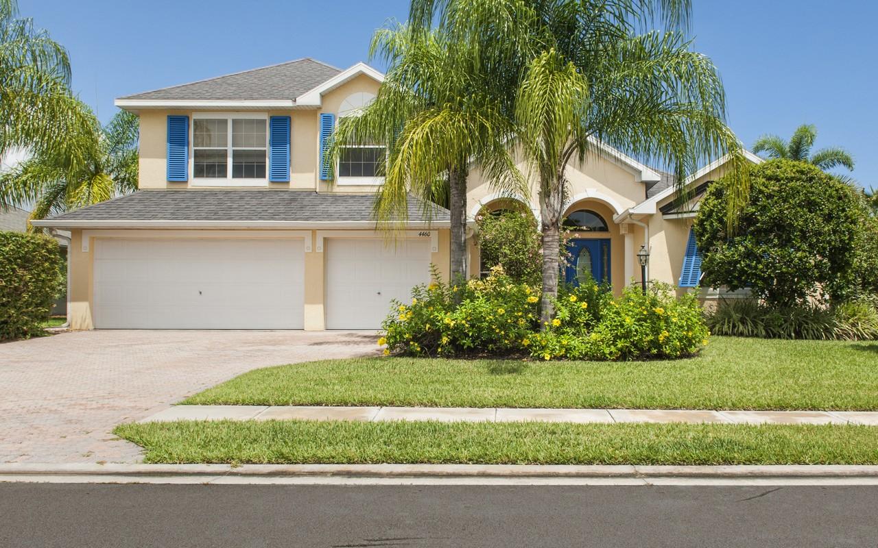 一戸建て のために 売買 アット Exquisite Home in Arbor Trace 4460 6th Place SW Vero Beach, フロリダ, 32968 アメリカ合衆国