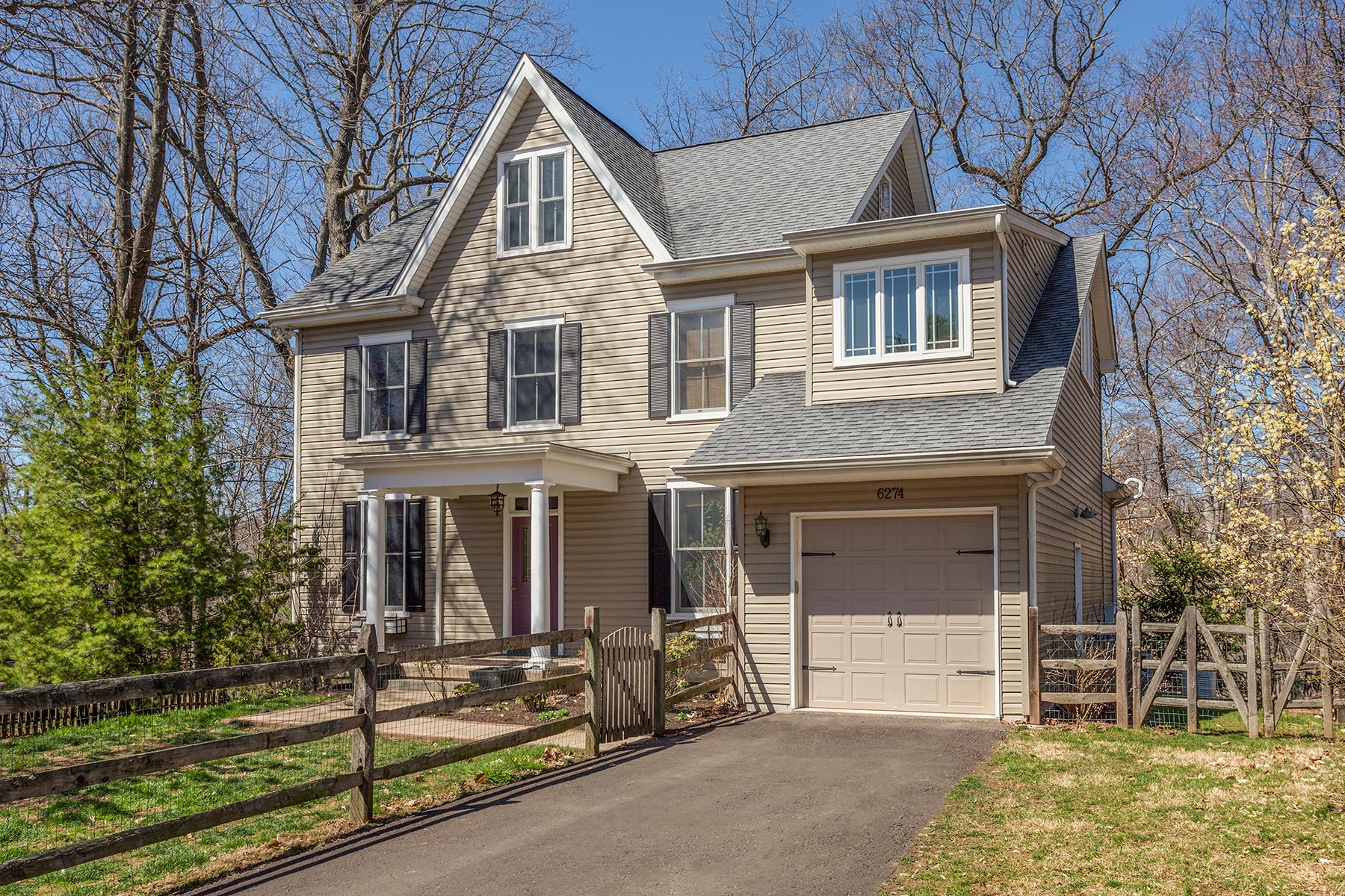 獨棟家庭住宅 為 出售 在 New Hope, PA 6274 Lower Mountain Rd New Hope, 賓夕法尼亞州, 18938 美國