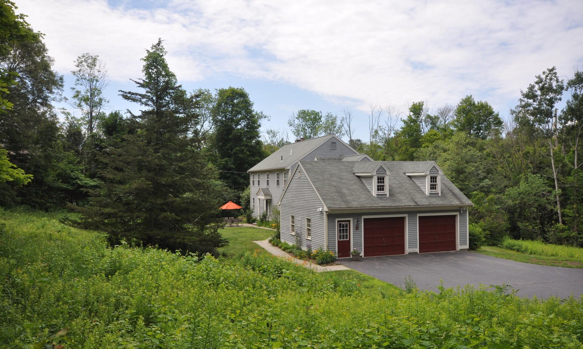 Tek Ailelik Ev için Satış at Open Floor Plan Colonial 21 Tower Road Lincoln, Massachusetts 01773 Amerika Birleşik Devletleri