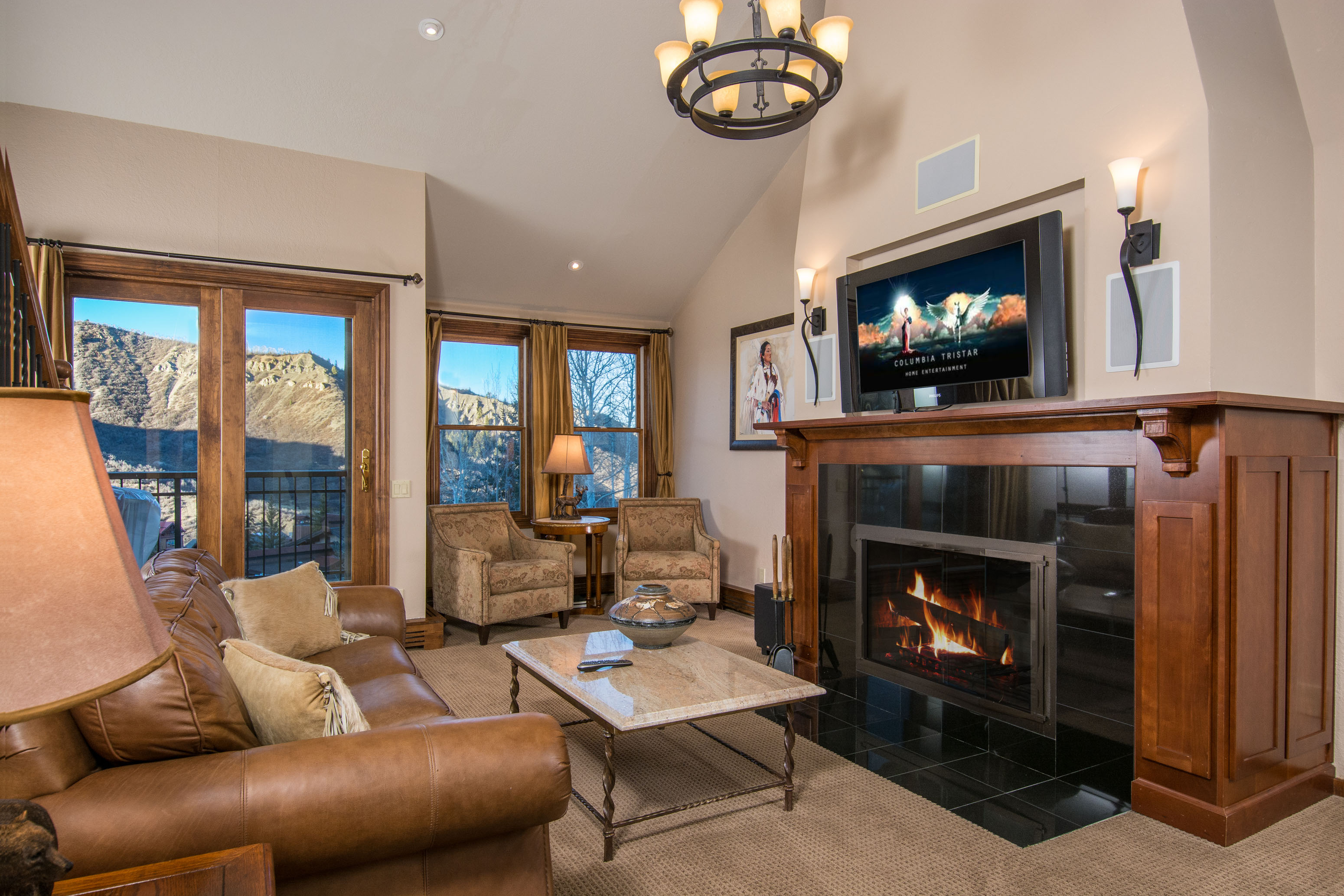 Condominium for Sale at Woodrun Place 425 Wood Road Unit 9 Snowmass Village, Colorado, 81615 United States