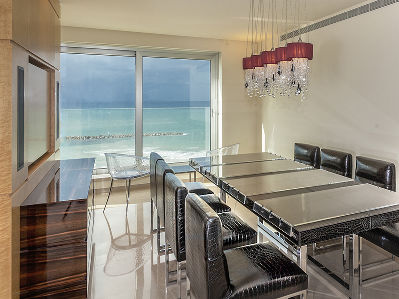 Property For Sale at Panoramic Specially Designed Sea View Apartment in King David