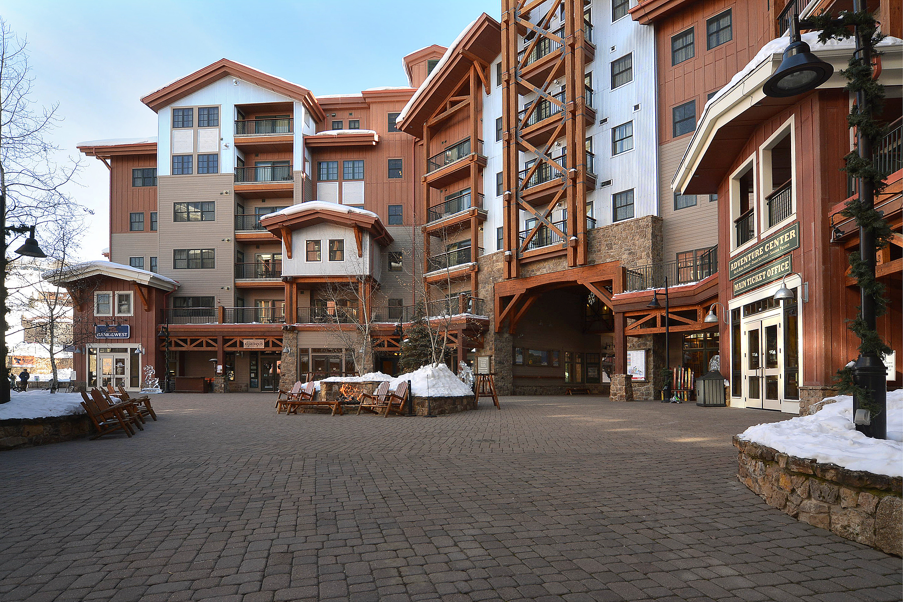 Property For Sale at Walk to Ski Lifts