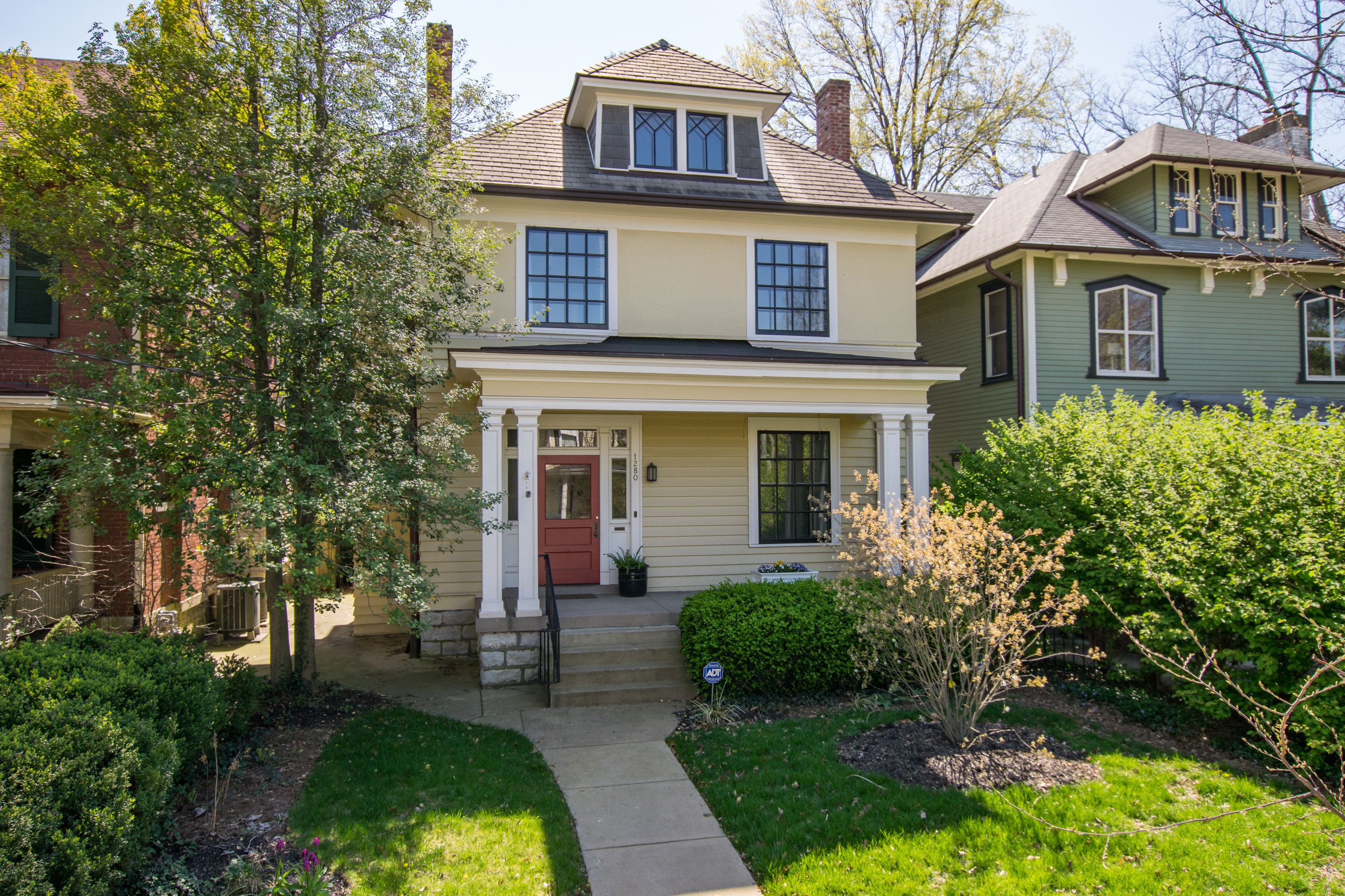 sales property at 1280 Bassett Avenue