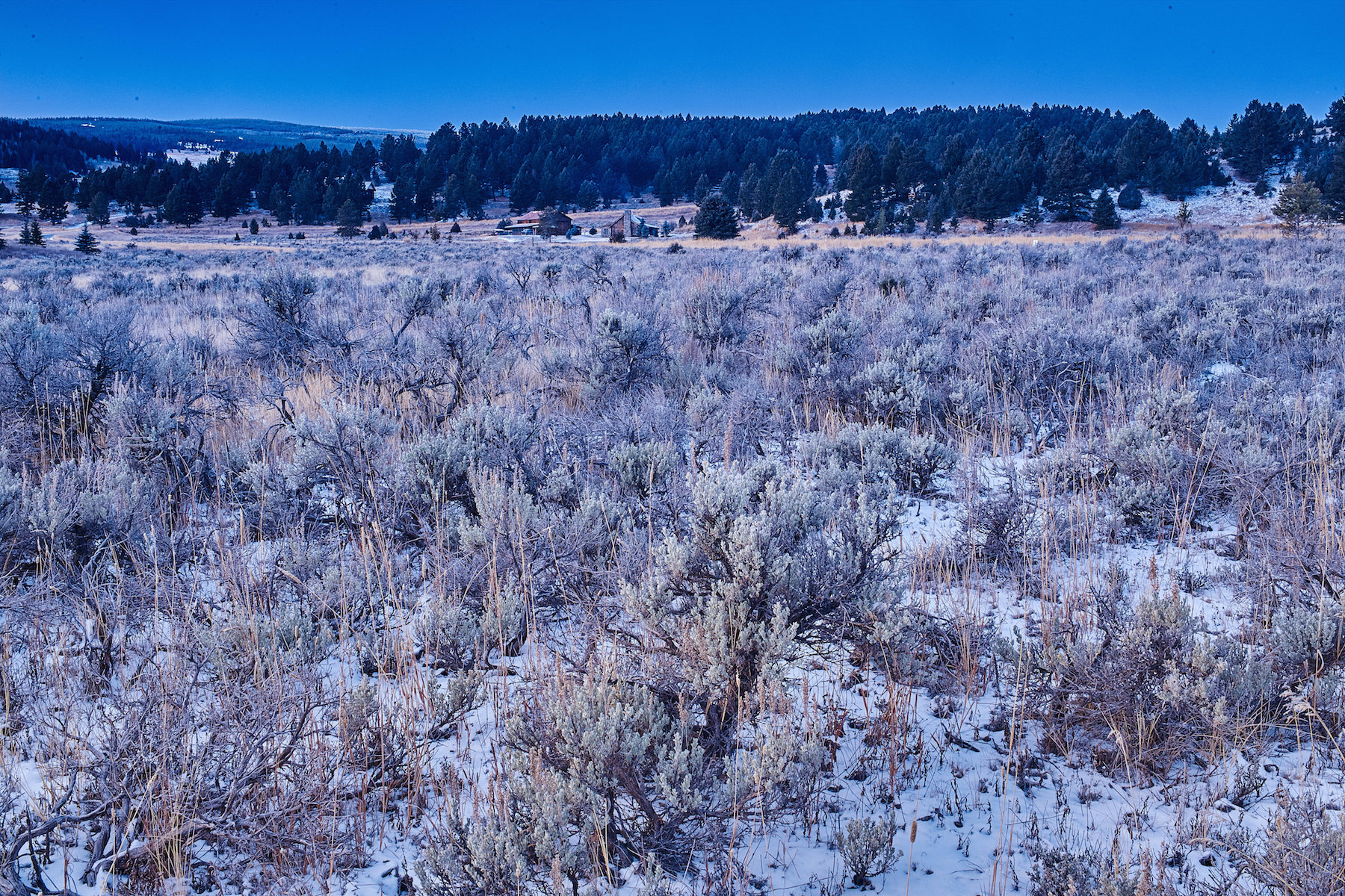 Land for Sale at Porcupine Park Lot 28 Windy Pass Trail Big Sky, Montana 59716 United States