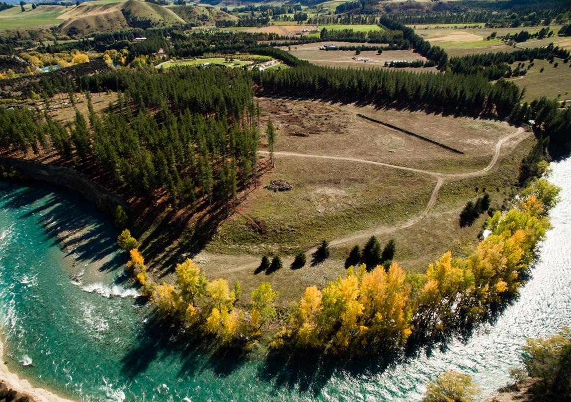 Земля для того Продажа на Lot 2 River's End Lot 2 River's End 600 Lake Hawea-Albert Town Road Wanaka, Отаго, 9382 Новая Зеландия