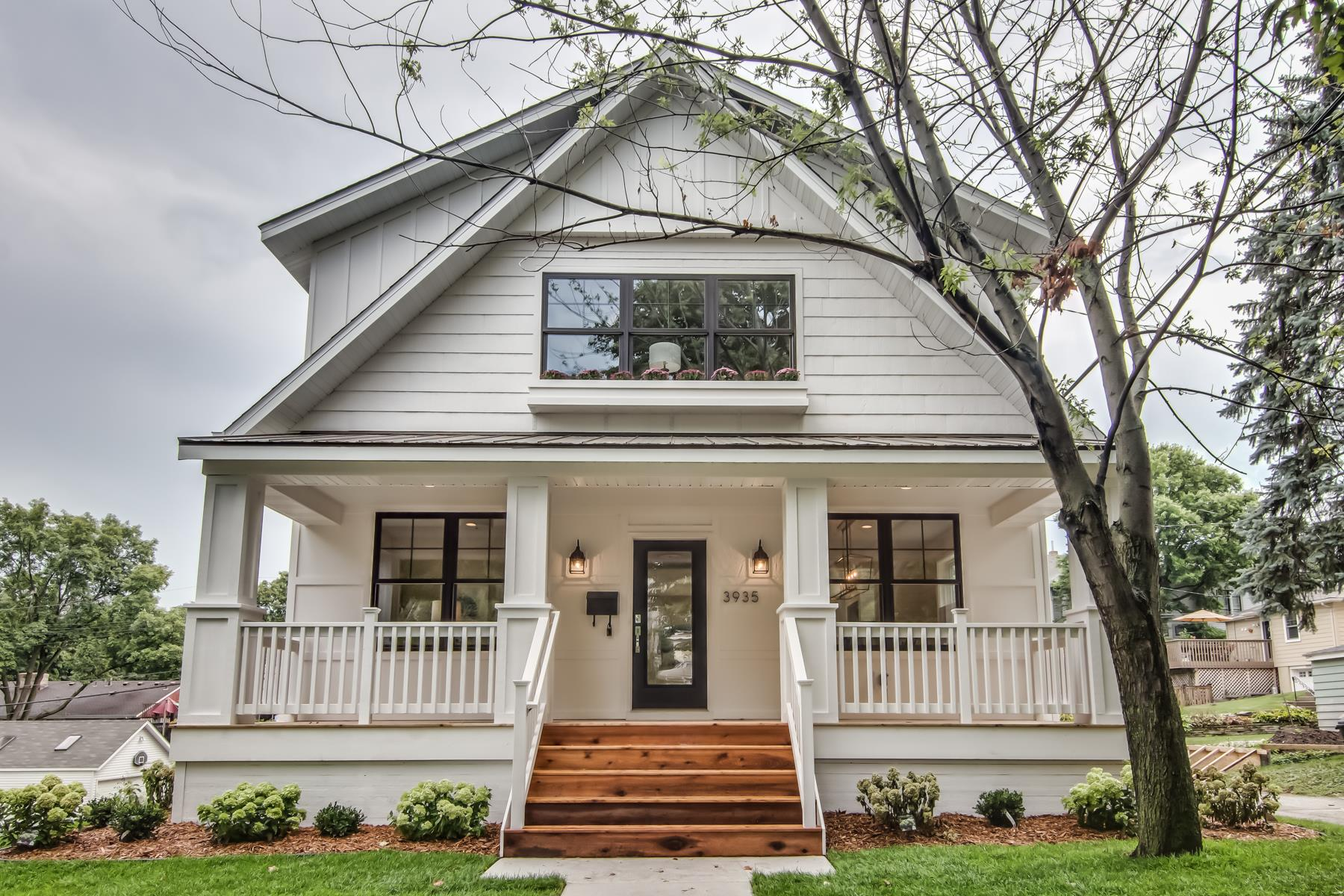 Single Family Home for Sale at 3935 Thomas Avenue S Linden Hills, Minneapolis, Minnesota 55410 United States