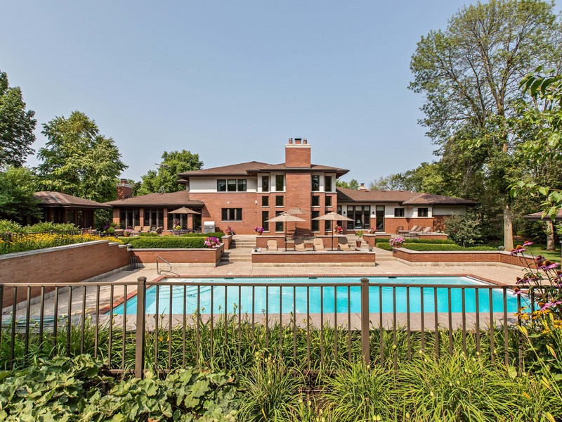Property For Sale at Spectacular Single Family Home on Over Three Acres