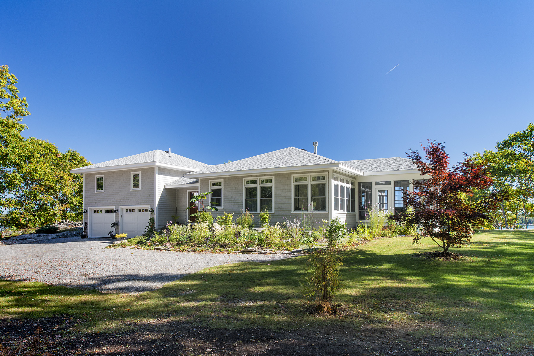 Single Family Home for Sale at East Shore Road 280 East Shore Road Westport Island, Maine 04578 United States