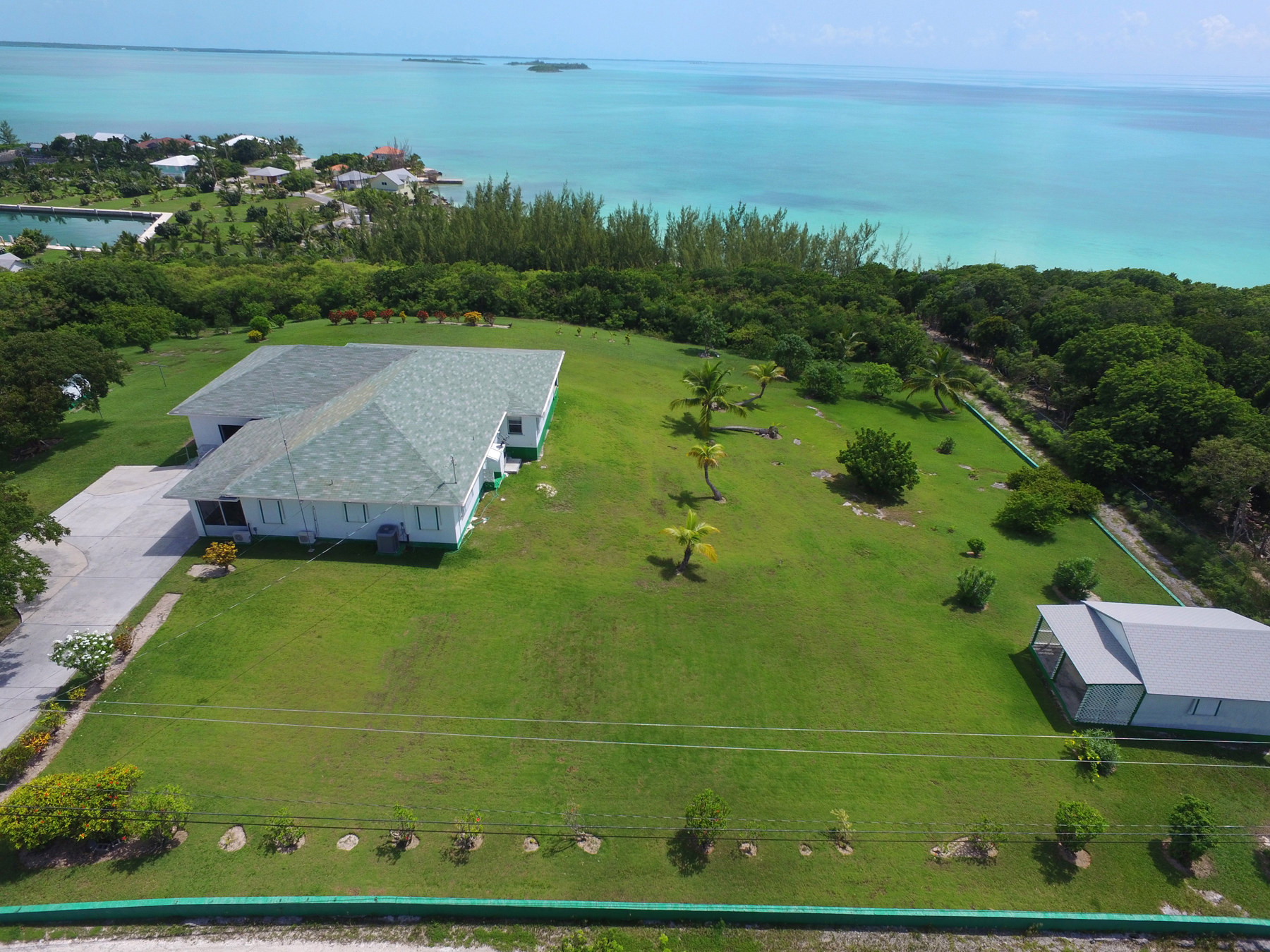 Villa per Vendita alle ore Pond Point - Waterfront Spanish Wells, Eleuthera, Bahamas