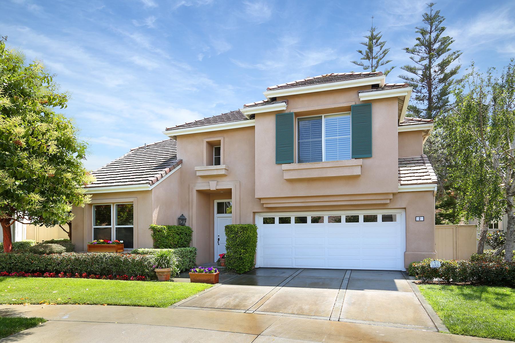 Einfamilienhaus für Verkauf beim 2 Montreaux Newport Coast, Kalifornien 92657 Vereinigte Staaten