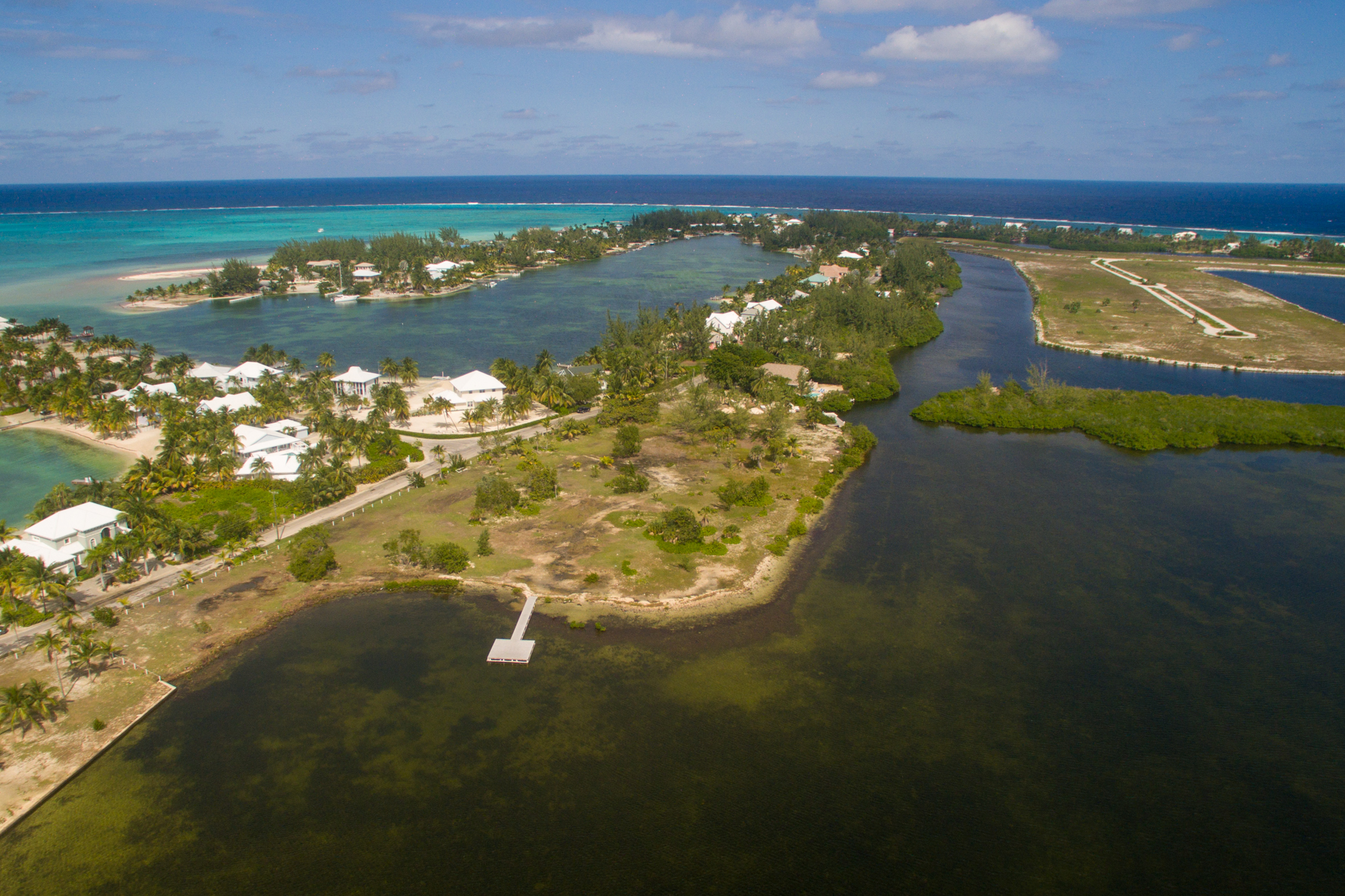 Land for Sale at Little Sound Lot in Cayman Kai Rum Point, Cayman Islands