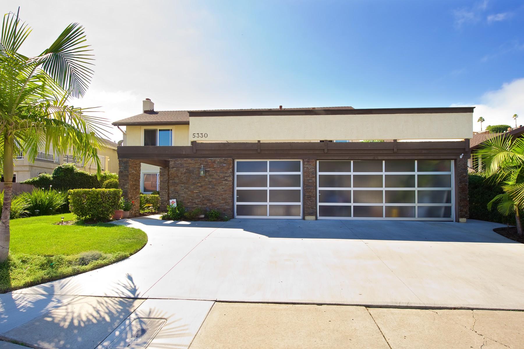 단독 가정 주택 용 매매 에 5330 Soledad Rancho Court E San Diego, 캘리포니아 92109 미국