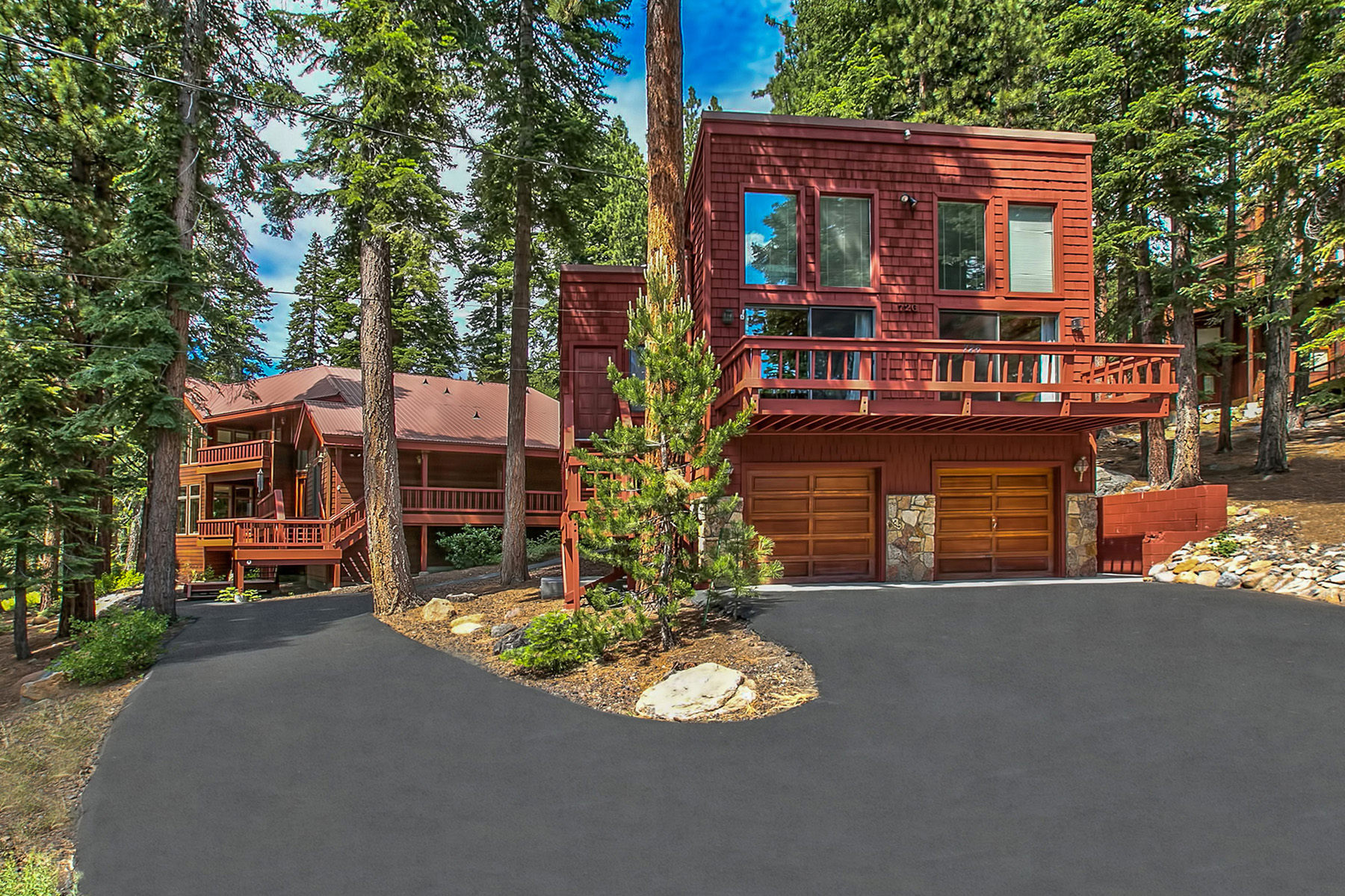 Single Family Home for Sale at 726 Champagne Road Incline Village, Nevada 89451 United States
