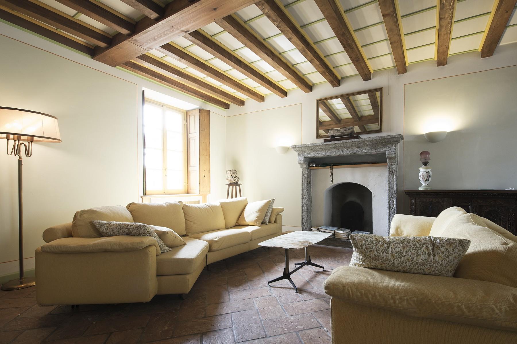 Additional photo for property listing at Ancient Castle of Palanzo Via Monte Palanzone Faggeto Lario, Como 22020 Italia