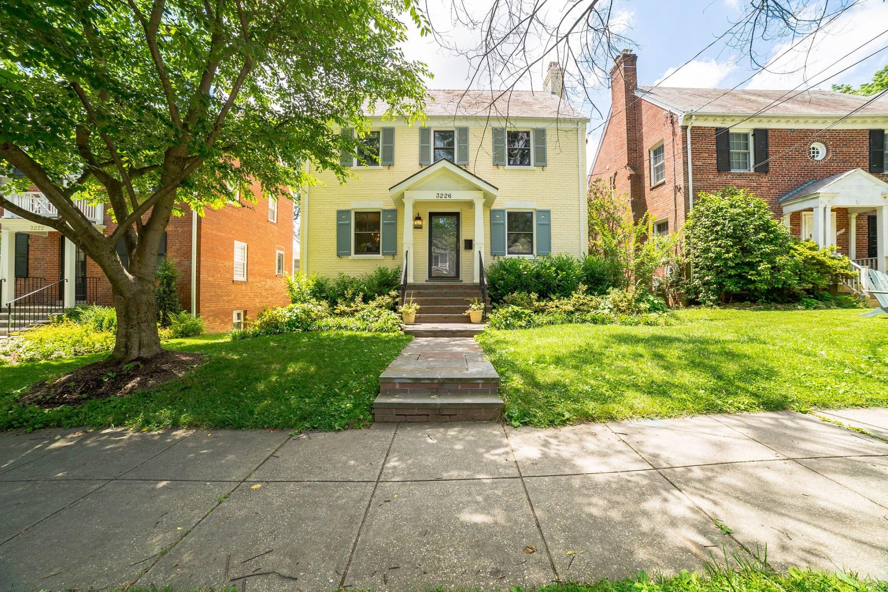 Single Family Home for Rent at 3226 Quesada Street Nw, Washington Washington, District Of Columbia 20015 United States