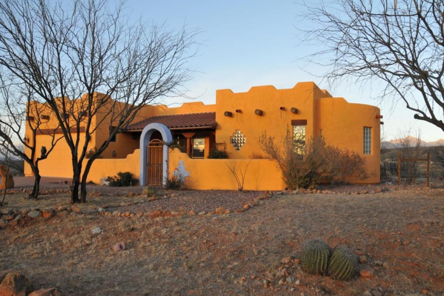 Single Family Home for Sale at Gorgeous custom personal home on a scenic 360 view lot 1677 Calle Cabo Rio Rico, Arizona, 85648 United States