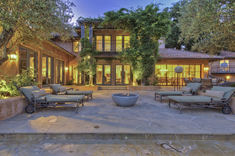 Single Family Home for Sale at Bellisimo Vineyard Estate 8322 Franz Valley Road Calistoga, California, 94515 United States