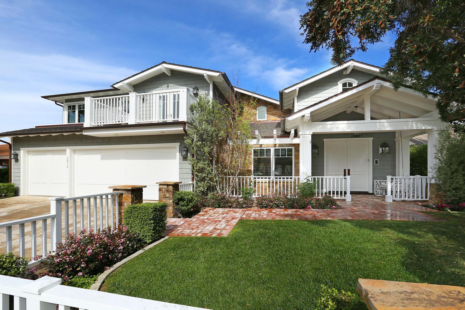 Vivienda unifamiliar por un Venta en 2850 Park Place Laguna Beach, California 92651 Estados Unidos
