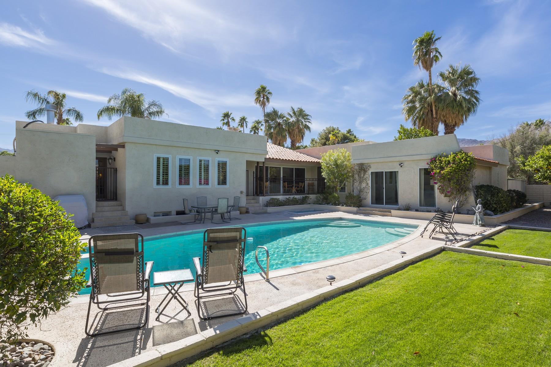 단독 가정 주택 용 매매 에 73086 Willow Street Palm Desert, 캘리포니아, 92260 미국