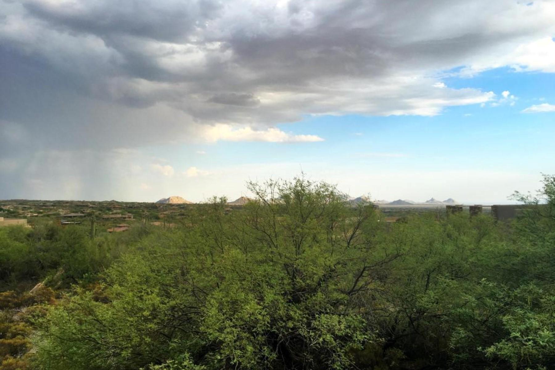 Arazi için Satış at Non-membership homesite Located in Saguaro Forest 42061 N 103rd Way #21 Scottsdale, Arizona, 85262 Amerika Birleşik Devletleri