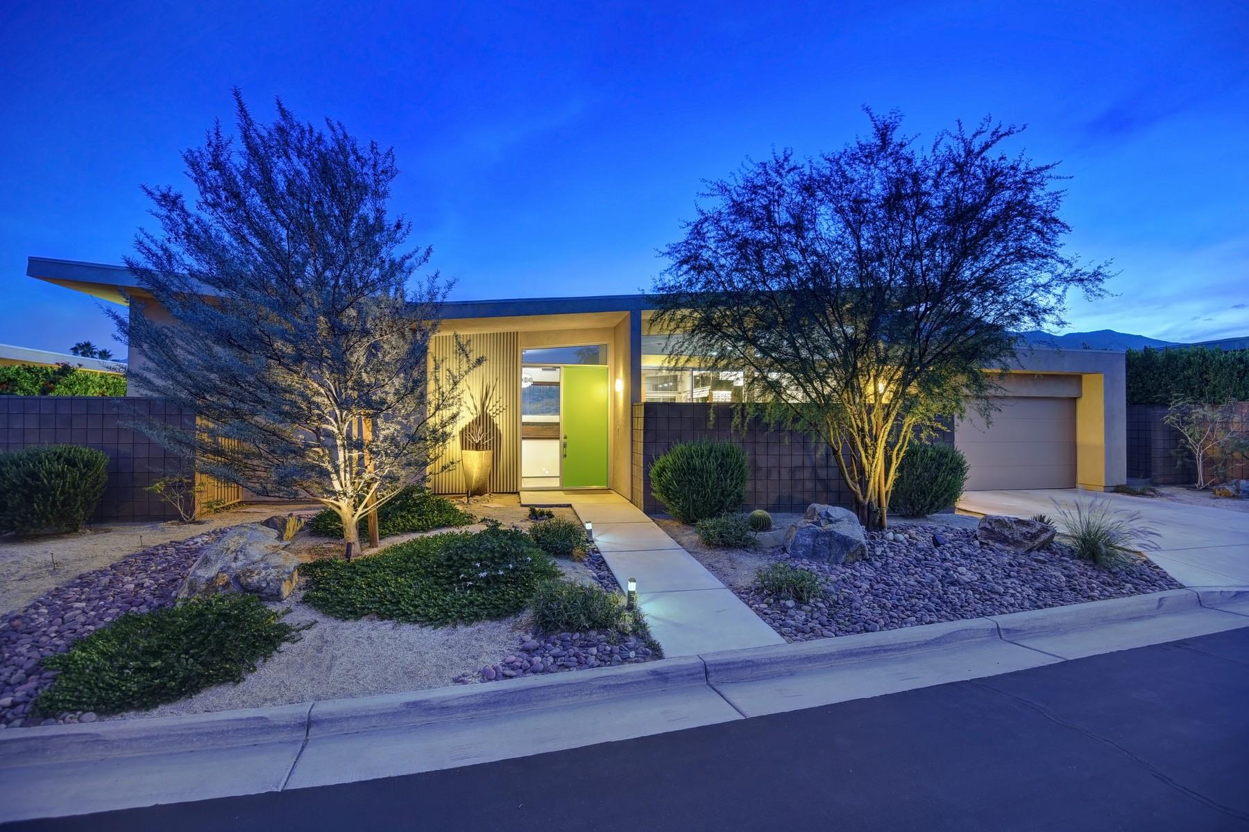 独户住宅 为 销售 在 2717 Alexander Club Drive 棕榈泉, 加利福尼亚州, 92262 美国