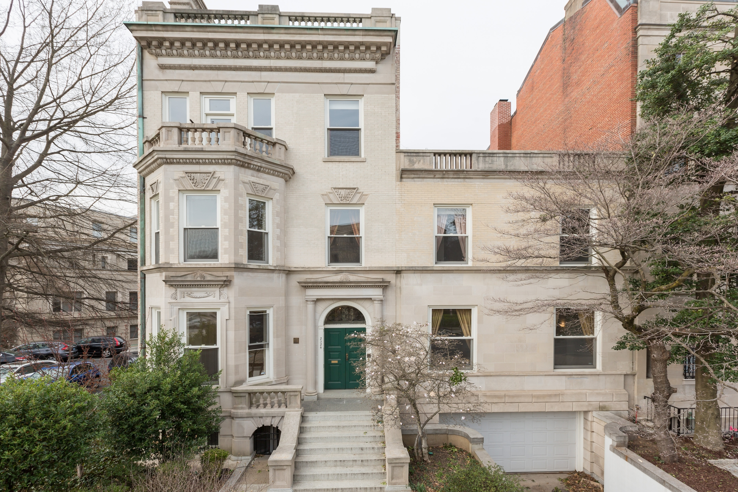 Single Family Home for Rent at Kalorama 2324 Massachusetts Avenue Nw Washington, District Of Columbia 20008 United States