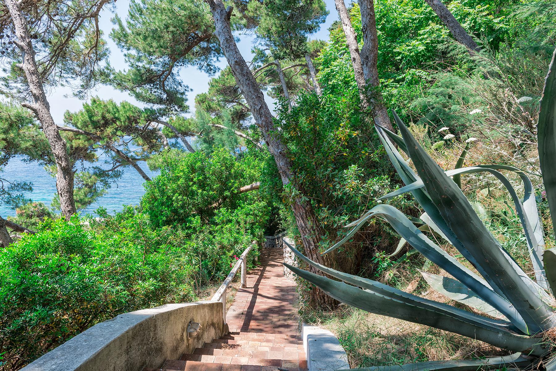Additional photo for property listing at Villa Pieds dans l'eau in Capri Capri, Naples Italie