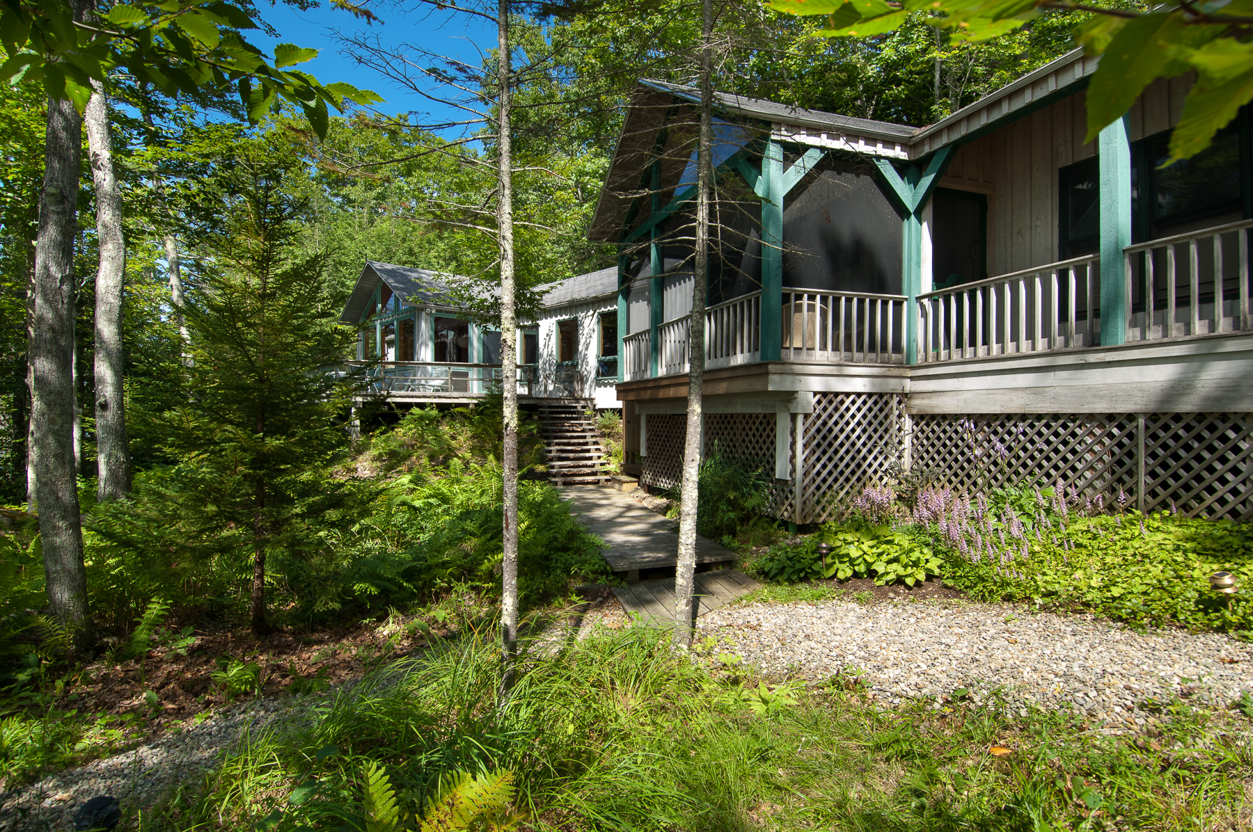 Casa Unifamiliar por un Venta en 29 Good Day Drive South Bristol, Maine, 04573 Estados Unidos
