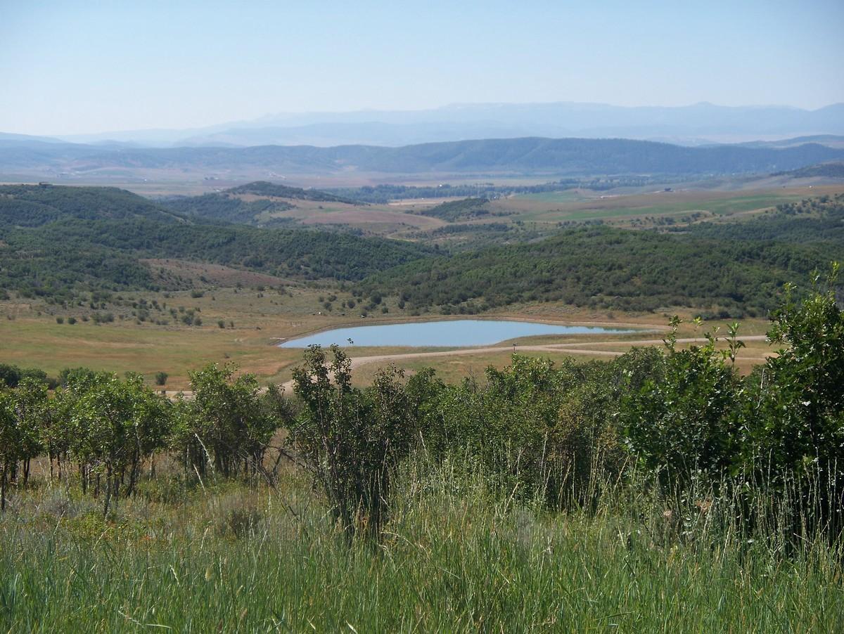Terrain pour l Vente à Lot 12, Four Seasons Preserve at Elk Mountain 45189 Vista View Ct. Steamboat Springs, Colorado 80487 États-Unis