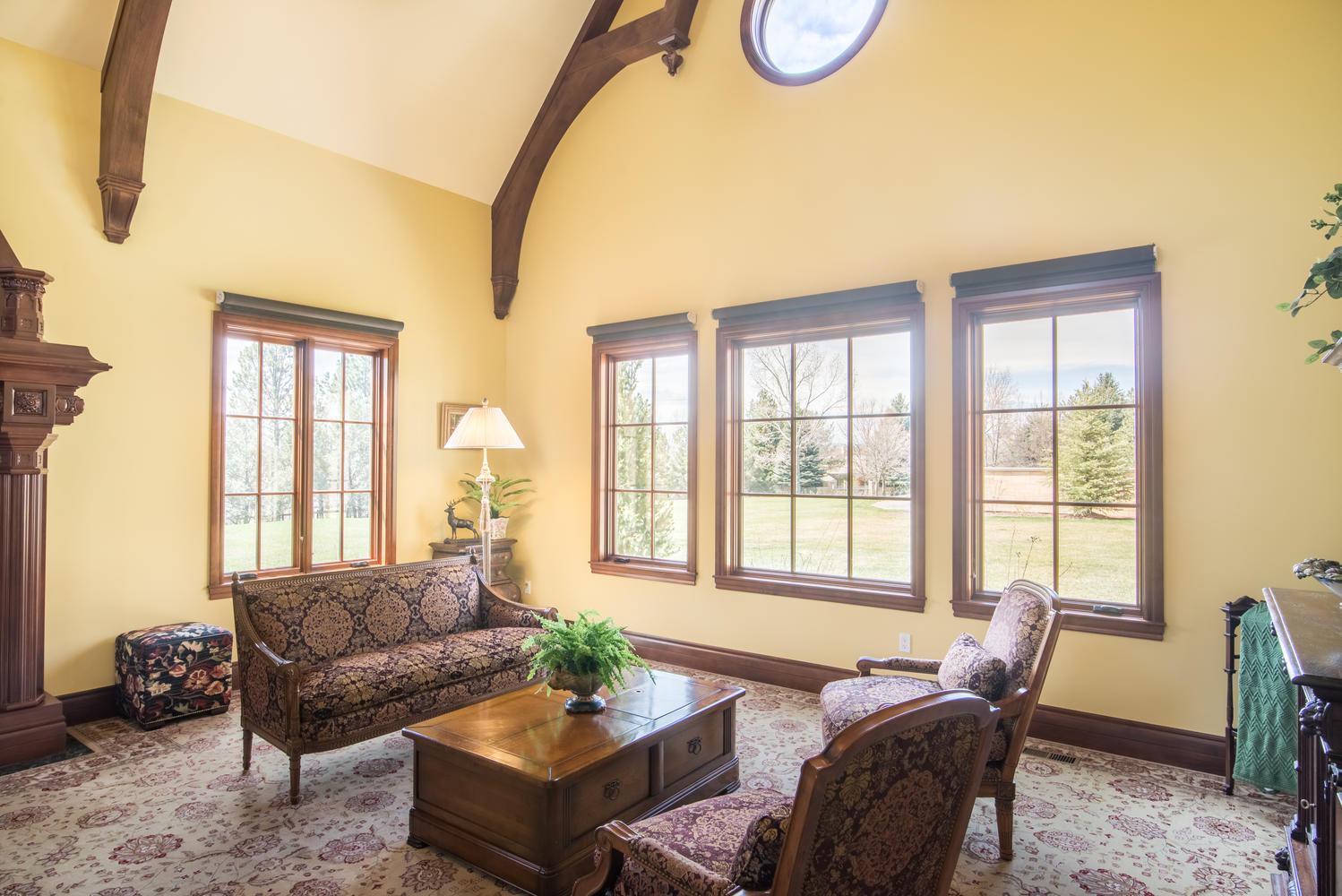 Additional photo for property listing at English manor style home nestled on 2.5 serene acres 1 Tenaya Ln Cherry Hills Village, Colorado 80113 United States