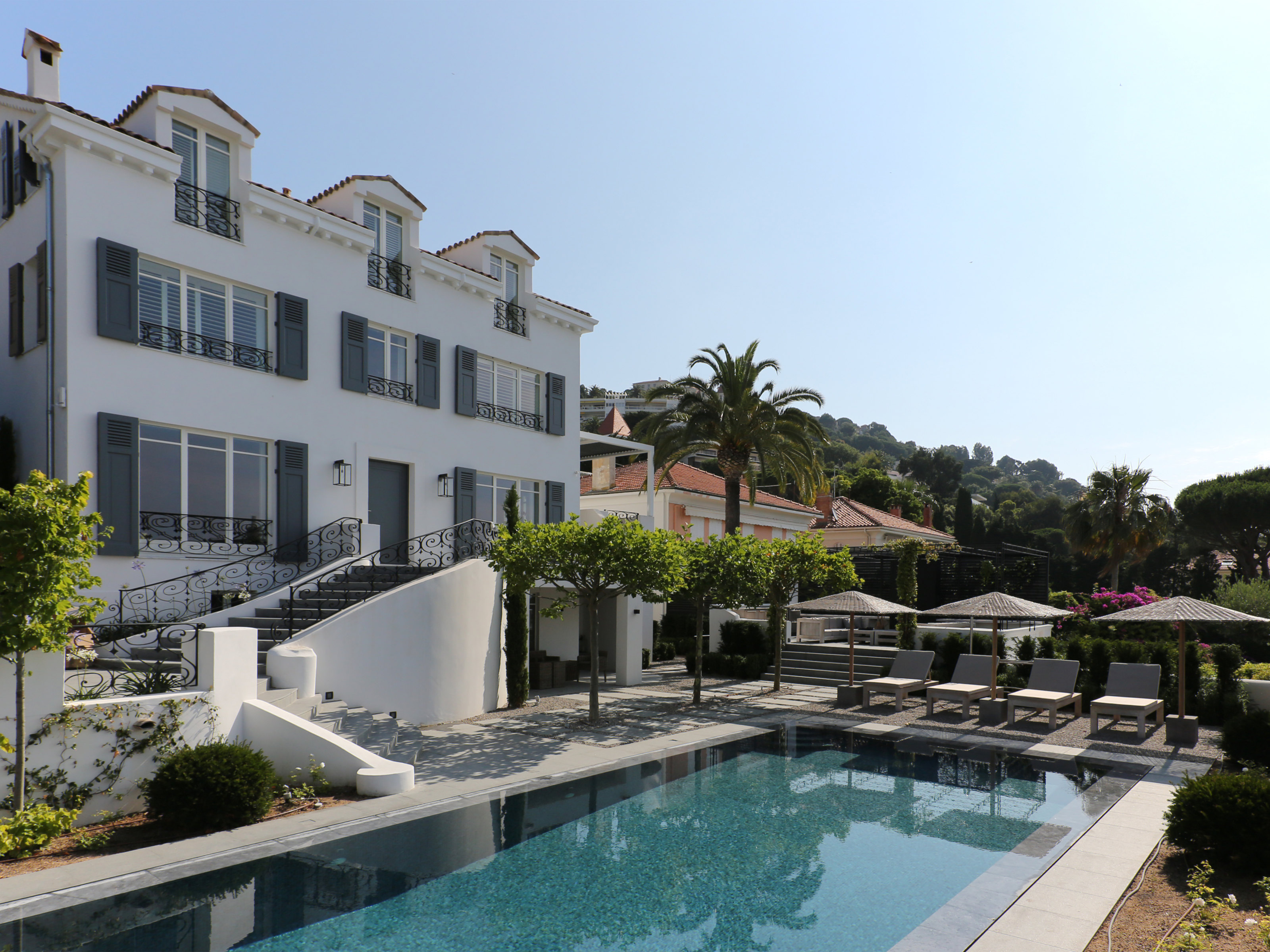 Single Family Home for Sale at Somptuous historic mansion in Californie with panoramic for sale Cannes, Provence-Alpes-Cote D'Azur 06400 France