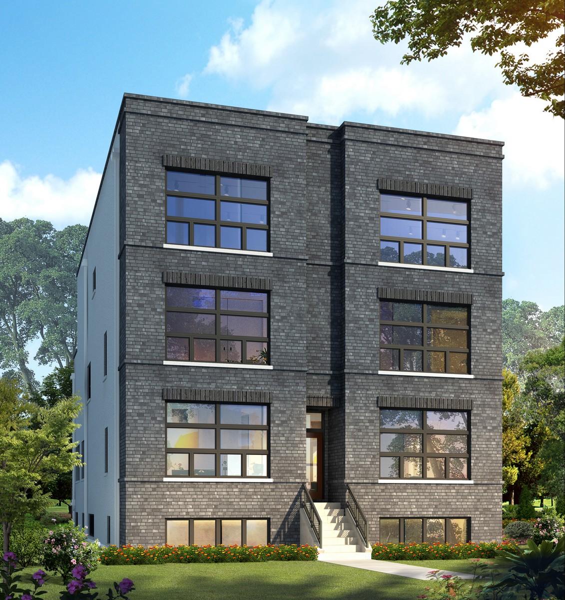 Doppelhaus für Verkauf beim Deluxe Condo 1627 S Miller Street Unit 2S Pilsen (Lower West Side), Chicago, Illinois, 60608 Vereinigte Staaten