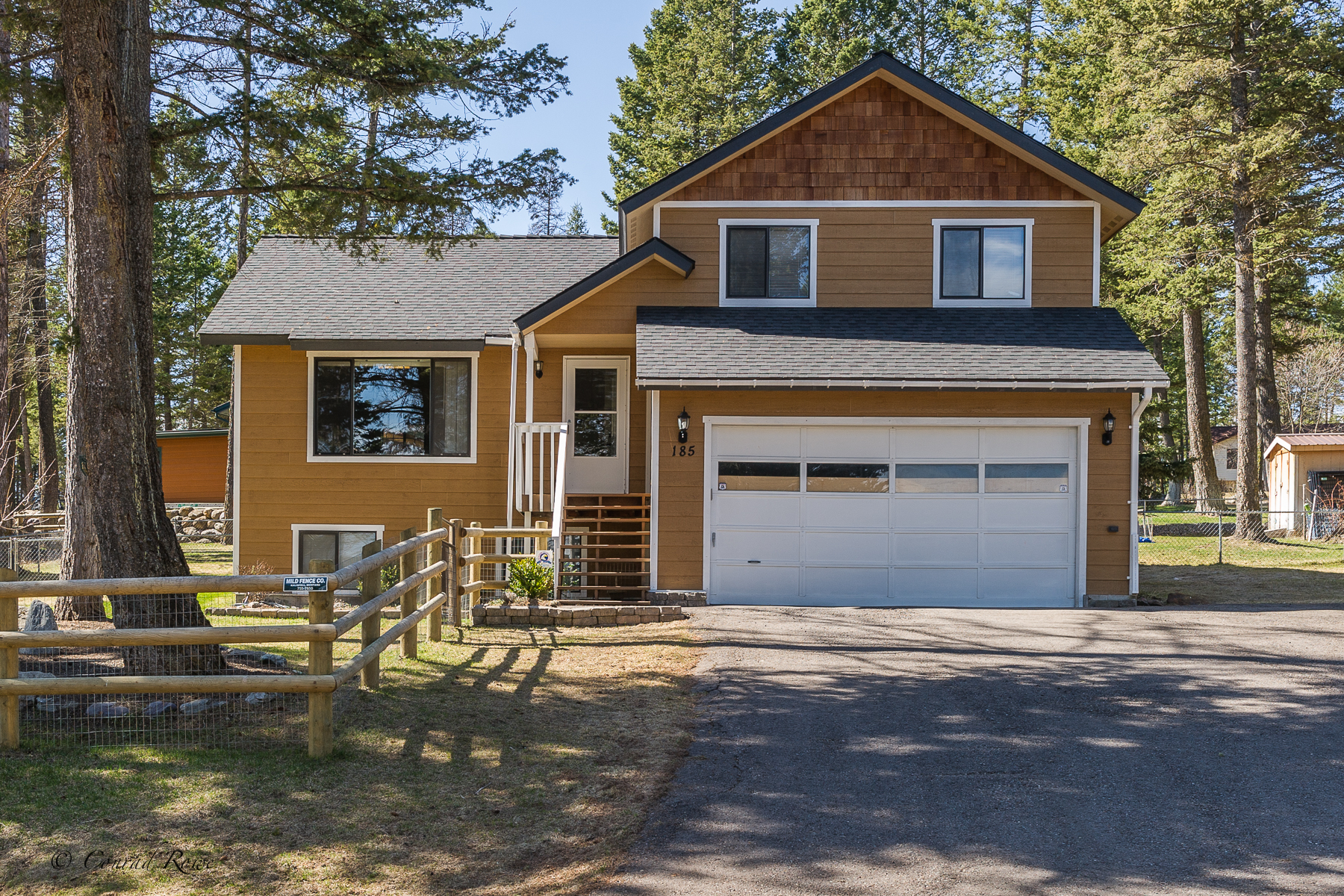 Single Family Home for Sale at 185 Mallard Loop Whitefish, Montana 59937 United States