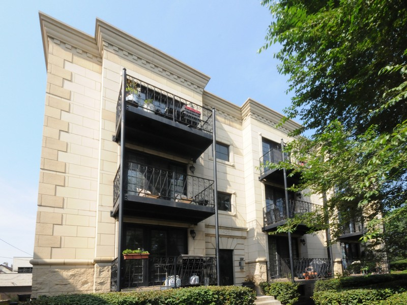 Condominium for Sale at Wicker Park Condo 1420 N Noble Street Unit 2N West Town, Chicago, Illinois 60642 United States