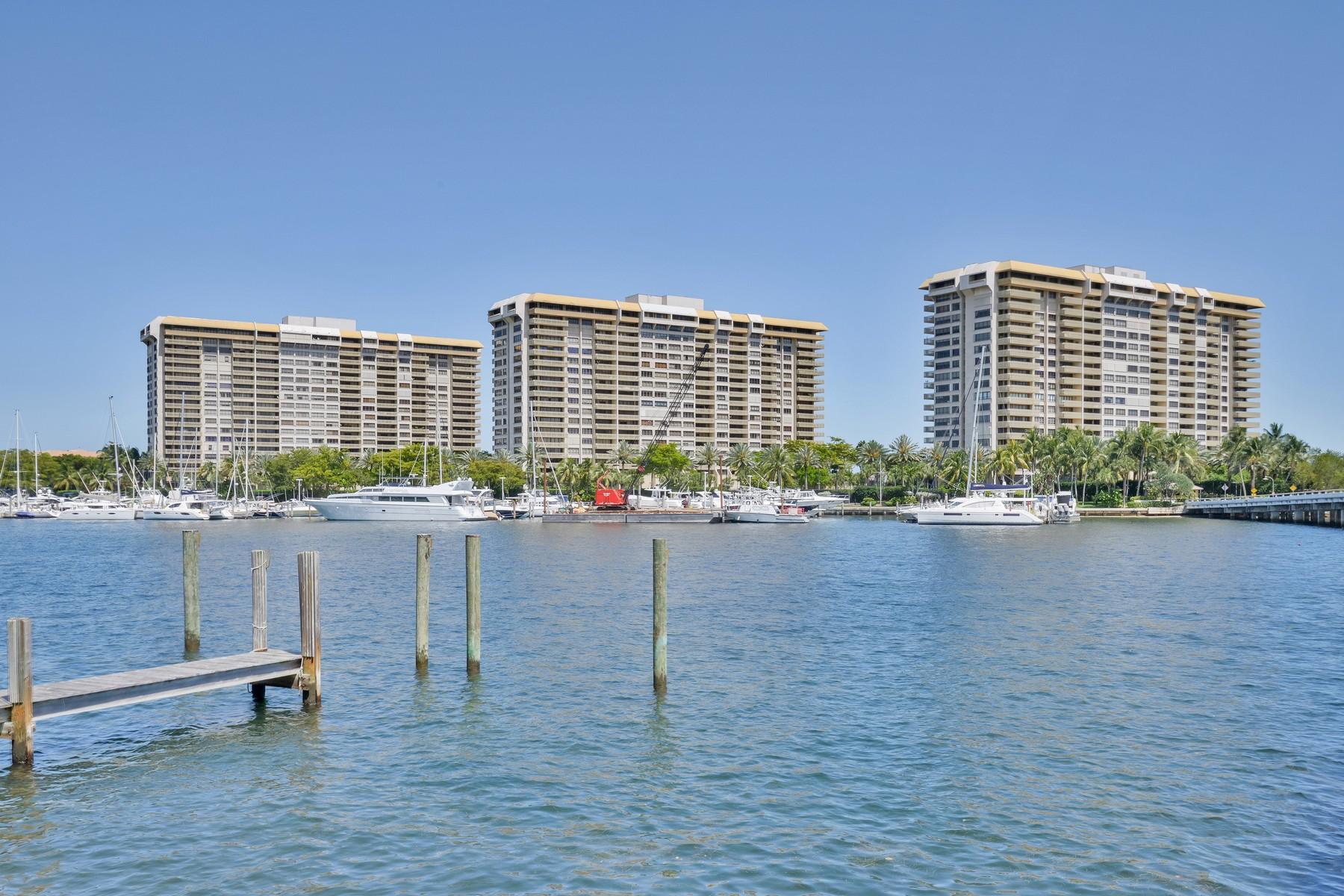 Nhà chung cư vì Bán tại 2 Grove Isle Dr #B603 Coconut Grove, Florida 33133 Hoa Kỳ
