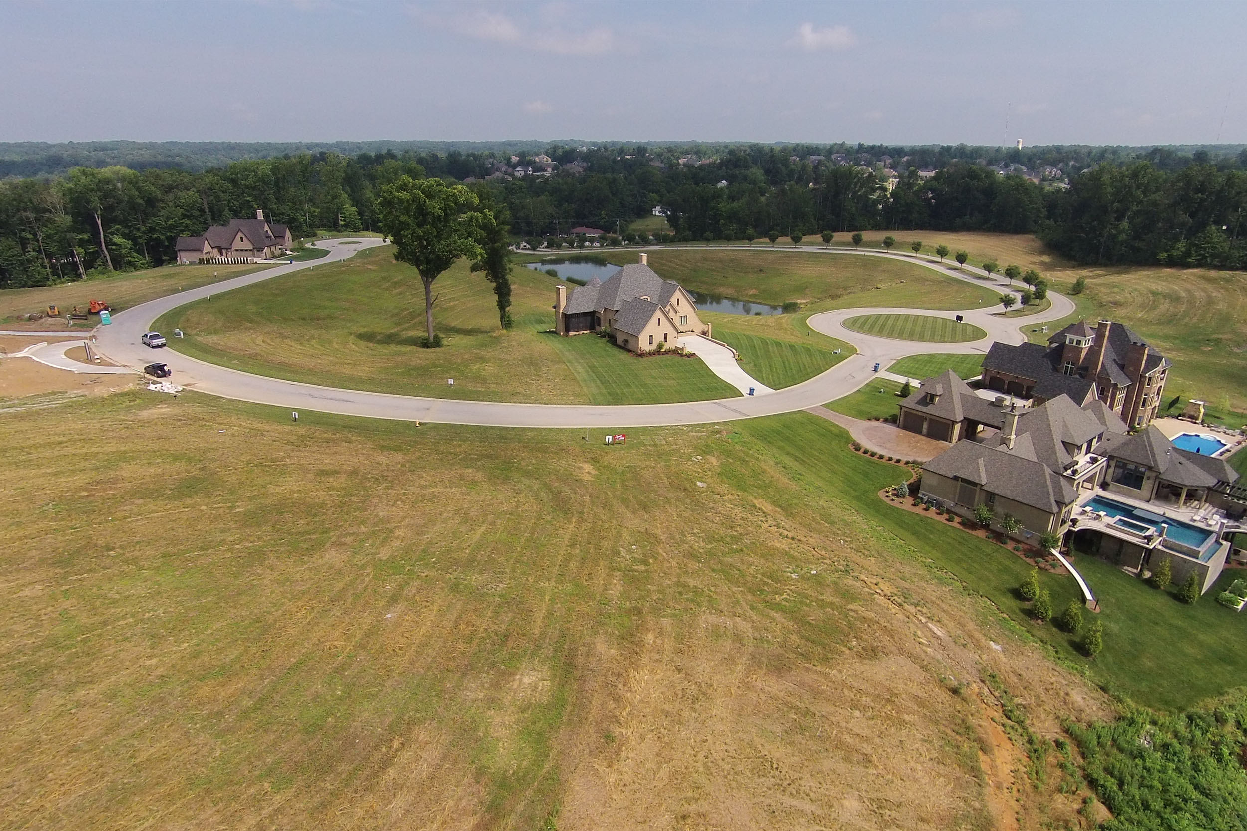Land for Sale at Estate lot 5 Chateaux de Chambord Floyds Knobs, Indiana 47119 United States