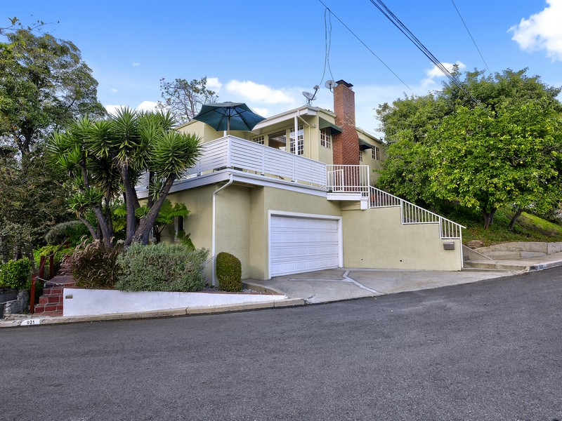 Single Family Home for Sale at 921 Nordica Drive Los Angeles, California 90065 United States